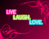 *lb*live laugh love