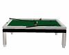 Poseless Pool Table