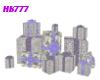 HB777 CBW Gift Boxes 12P
