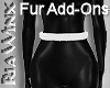 Sleek Fur Add-On Waist