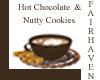 LF Hot Choc & Cookies