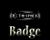 -X- The Pack Badge