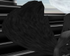 Pure Black Wolf Tail