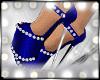 So Royal Blue Heels