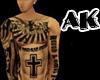 -AK- Tattooed Skin