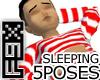 FGx - SLEEPING 5 Poses