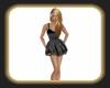 Caz black dress