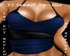 V1 Summer Top - blue