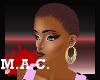 (MAC) Cute Cut Red