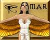~Mar Golden Sphinx Wings