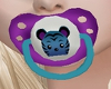 Child Tiger Pacifier