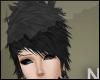 !N! Hair Black!