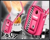 Shoulder Bag [pink ska]