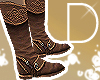 [D] Archer's Boots