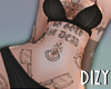 Derivable Tatted SKin
