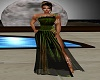 Green Patricia Gown