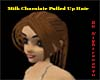 Milk Choco. Pony Tail