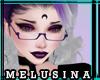 ♆ Violet Steel Oleflia