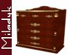 MLK V Chest of Drawers