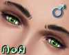 *NoA*M. Eyes Green