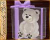 I~Gift Bear*Lilac