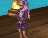 Sexy Dress Purple