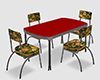 Table Rétro 60's IV