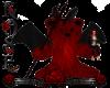 {Rose} Red Devil Teddy