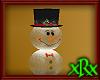 Icy Snowman Decor