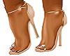 Summer Sandals Peach