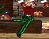 Christmas Pants n Shoes