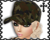 * Army Girl Hat And Hair