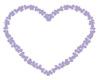 SPRING WEDDING HEART (KL