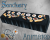 RVNeSanct Buffet Table