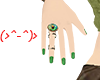 booger nails