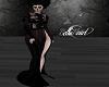Skullyetta Gown -BM