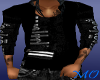 *MS*Black Ecko Jacket