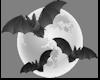 Gray Moon~Bats