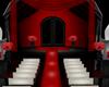 Red/Black Wedding Room