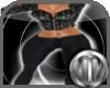 [MC] XXL Striped Black