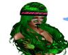coiffure green