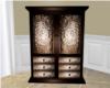 Fancy Brown Dresser