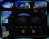 Winter Night Castle