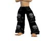 Skull Cargo pants
