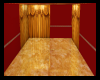 red nd gold room
