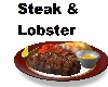 Steak and Lobster Plate