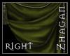 [Z] Drape green right