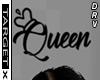 ✘ Queen Headsign