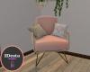 Peachy room chair