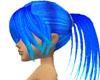 Blue Acid Hair